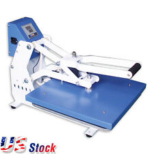 "US Stock - HOT 16"" x 20"" Auto Open Heat Press Machine, Free Shipping!"