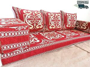 Arabic Floor Sofa/Arabic Floor Seating/Arabic Majlis Sofa/Arabic Couches- MA 6