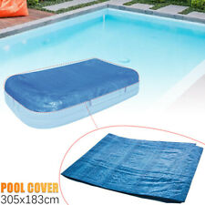 Inflatable Swimming Pool Dust Cover For Garden Outdoor Paddling Family Pools Set