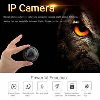 Mini 1080P Wireless IP Camera IR Night Vision Wifi Motion Detection Security Cam