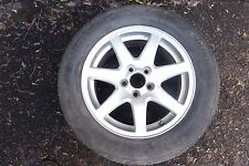 VOLVO S80 V70 XC70 S80 16 INCH 2007 ALLOY WHEEL AND TYRE 7 SPOKE MANCHESTER