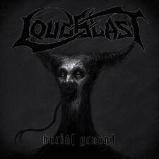 Loudblast-Burial Ground (Tour edition) CD NUOVO