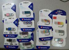 Verbatim USB Flash Drive Assorted Models