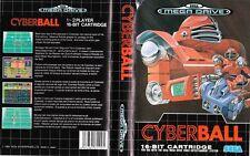 Sega Mega Drive Football PAL Video Games with Manual