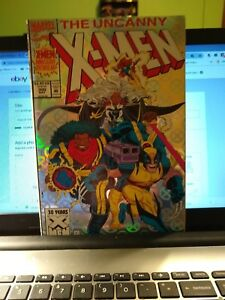 Marvel The Uncanny X-Men #300 May 1993. Foil cover. Anniversary Spectacular