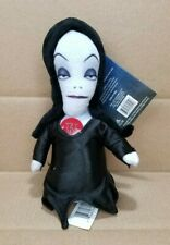 """The Addams Family Morticia Addams 6"""" Singing Squeezer Plush Theme Song 2019 New"""