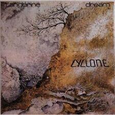 TANGERINE DREAM - CYCLONE (ORIGINAL RECORDING REMASTERED) CD 3 TRACKS POP NEW+
