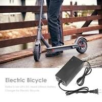 Ebike Li-ion LiPo DC Head 26V/48V 2A Lithium Battery Charger for Electric Bike