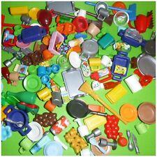 Playmobil Zubehör - Küche Kleinteile - Teller Tassen Lebensmittel - zur Auswahl