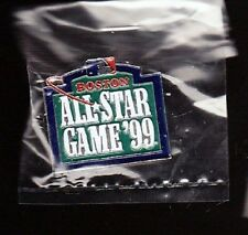 Boston Red Sox 1999 All Star Game Lapel Hat Pin Fenway Park New - FREE SHIP!