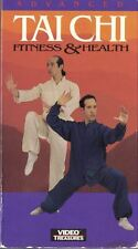 Tai Chi For Fitness And Health: Advanced VHS, 1993