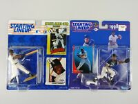2x Frank Thomas 1993 1998 White Sox MLB Baseball Starting Lineup Figure SLU