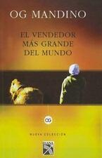 El Vendedor Mas Grande del Mundo by Og Mandino (EN ESPAÑOL)