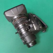 Fujinon Wide Angle Zoom Broadcast Lens Fujifilm XS16x5.8A-XB8 1:1.9/5.8-93mm