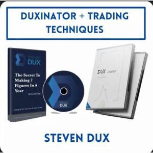 Steven Dux Trading Techniques And Duxinator