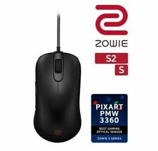 BenQ Zowie S2 Gaming Mouse Black Color Esports S Series Edition Computer r _UI
