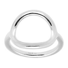Silpada Karma Sterling Silver Ring Size 7 R2932