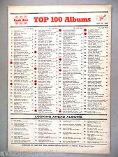 Cash Box Top 100 Albums MAGAZINE ARTICLE - 1965 ~ The Beatles IV