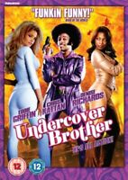Nuevo Undercover Brother DVD