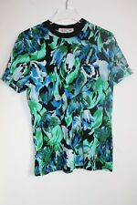 Kenzo x H&M Limited Edition Botanical Print Blue Top - XS