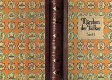 Petersdorf, Märchen der Völker, Orient II, Orientmärchen, Morgenland, Magnus Vlg