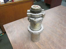 Russellstoll Plug 7338 72 100a 600v 3p 4w Used