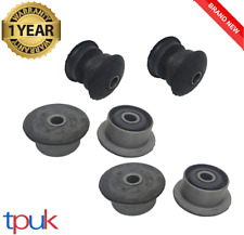 A FULL SET OF LEAF SPRING FRONT AND REAR BUSHES FORD TRANSIT MK7 2006 - 2014