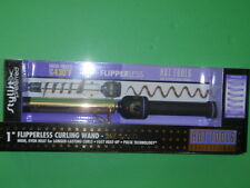 hot tools flipperless curling iron 1 inch