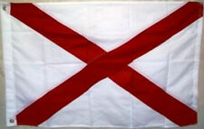 6x10 Embroidered Sewn State of Alabama 600D Nylon Flag 6'x10' Heavy Duty