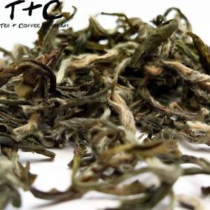 White Monkey Tea (Bai Mao Hou Tea) Premium Chinese White Tea 25g - 900g Free P&P