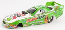 JOHN FORCE 2001 CASTROL GTX THE GRINCH 1/24 ACTION FUNNY CAR 1/10,008 SIGNED