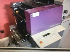 Heidelberg Printmaster QM46-2 - Quick Master 2-color Offset Press. Used.