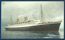 SS NIEUW AMSTERDAM Holland America Line