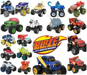 BLAZE AND THE MONSTER MACHINES VEHICLES DIECAST *CHOOSE YOUR FAVOURITE* TRUCKS