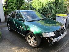 toutes pieces Audi A3 1.8 20 v  - 125ch - 8L ( 1996 - 2003 )