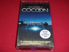 """A Ron Howard Film """" COCOON """"  VHS New And Sealed In Box"""