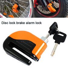 MOTOCICLETTA Bloccadisco per moto freno ALARM Lock + Batteria - AWS
