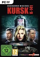 Undercover Missions - Operation Kursk K-141 PC NUOVO + conf. orig.