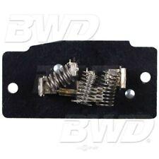 HVAC Blower Motor Resistor BWD RU1097