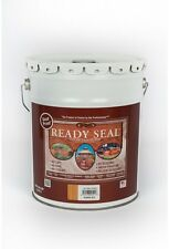 Exterior Wood Stain Sealer No Runs Streaks 5 Gal. Natural Cedar Oil-based New