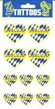 Tattoos Bayerische Herzen Einmal Tattoo