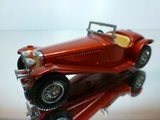 MATCHBOX RILEY M.P.H. 1934 - RED METALLIC 1:43 - EXCELLENT CONDITION - 9