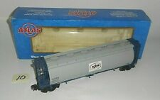 Atlas ACF 3 Bay Cylindrical Hopper KERR McGEE O Scale ACFX 62014 Freight Car 10