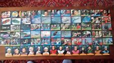 CAPTAIN SCARLET TRADING CARDS 69 CARDS VARIOUS