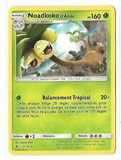 Carte Pokemon noadkoko d'alola  2/131 rare neuf- lumière interdite- SL6