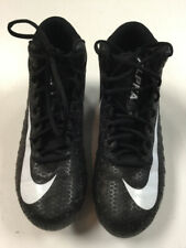 Nike Alpha Black Adult Size Specific 7 Used Football Cleats