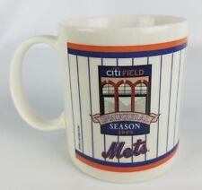 2009 New York Mets Inaugural Season Ceramic Coffee Mug