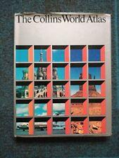 VINTAGE COLLINS NEW WORLD ATLAS 1972