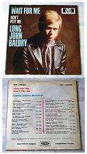 Long John Baldry-Wait for Me... 1969 Pye 14944