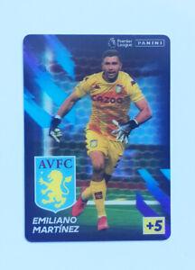 Emiliano Martinez 3D Lenticular Premier League Adrenalyn XL 2021/22 Panini